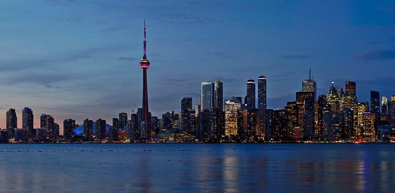 Toronto Sunset (1)
