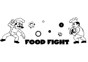 Food Fight - 340 x 240