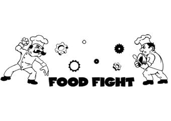 Food Fight - 340 x 240