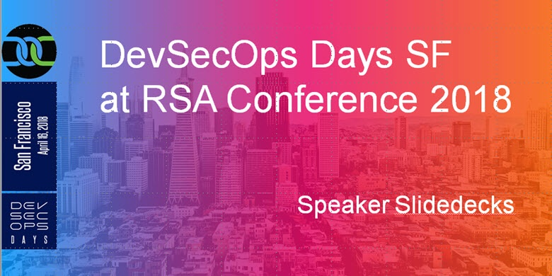 DevSecOps Days Presentation - Featured Image